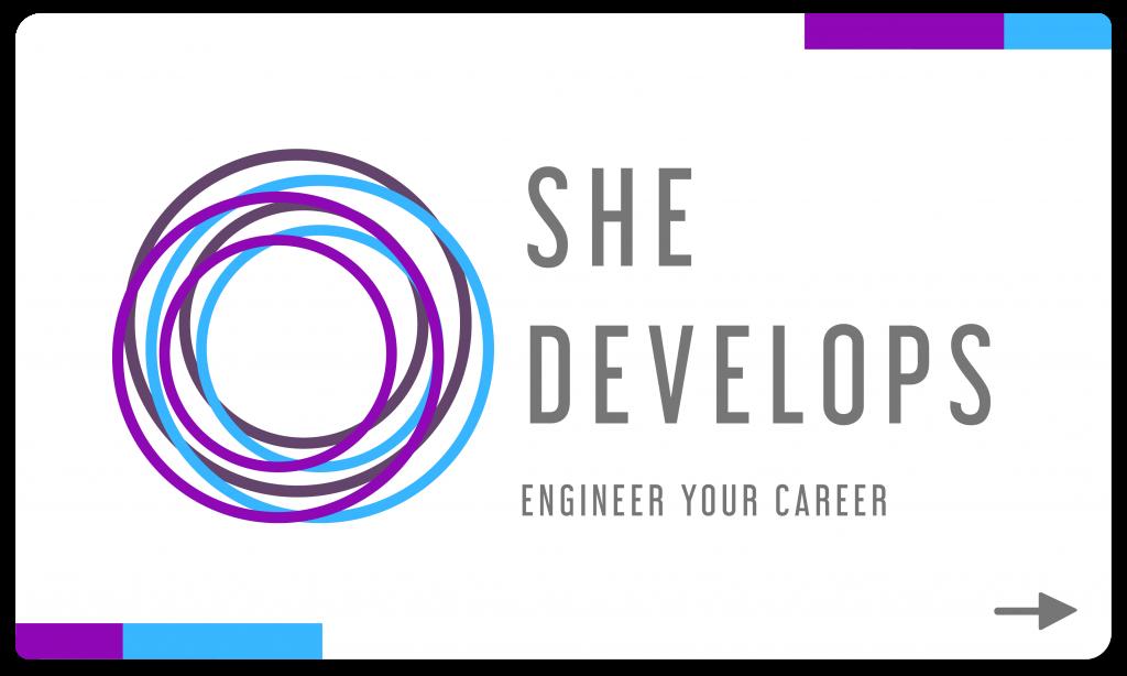 She Develops