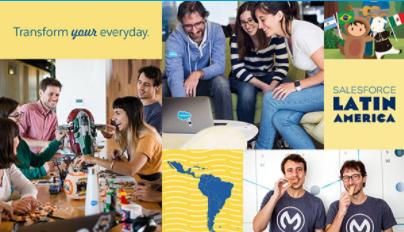 Nuestro crecimiento en América Latina