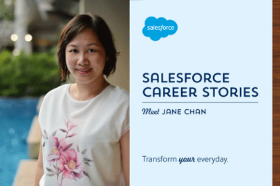 Reflecting on my 10 Year Journey in Sales at Salesforce