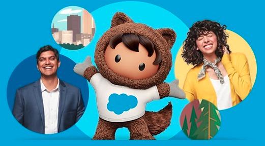 Salesforceって何をしている会社?
