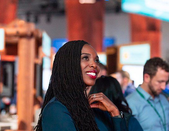 Salesforce Chief Philanthropy Officer Ebony Beckwith on Being a Boss