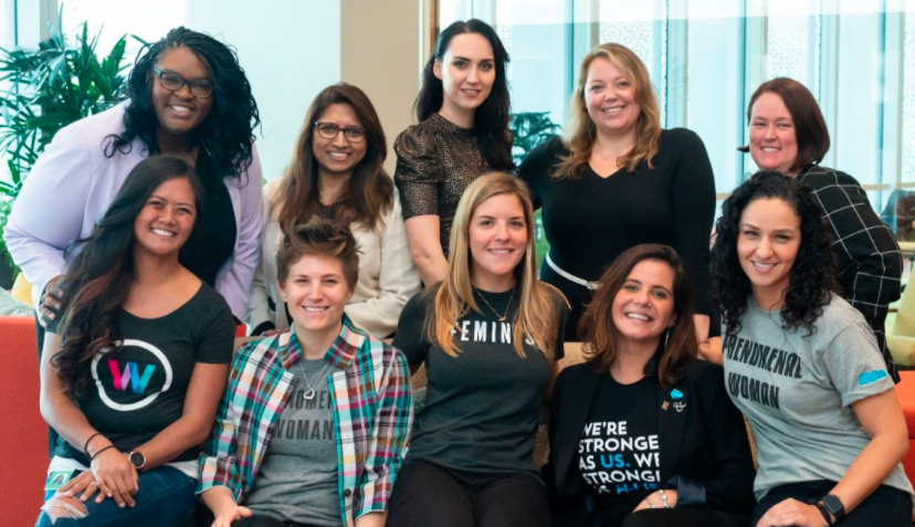 Voices of Change: The Salesforce Women's Network Shares Ways to Drive Gender Equality