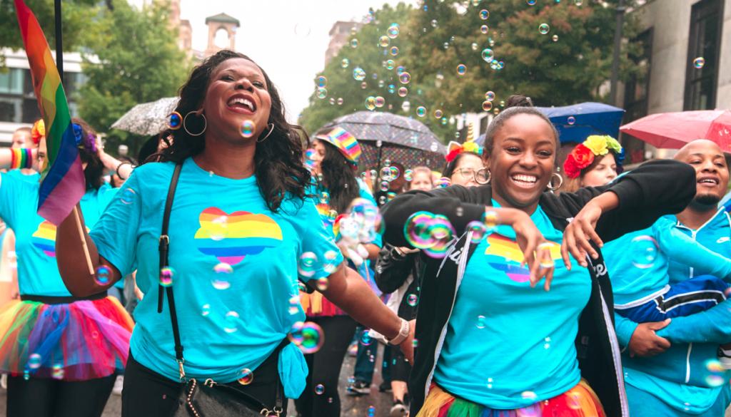 9 LGBTQ+ Women